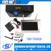 7  Diversity Receiver Video Transmitter와 Receiver Ts5828+RC708에 있는 HDMI를 가진 LCD Monitor를 가진 600MW Fpv Transmitter