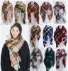 Lenço na moda do quadrado do inverno de Arge do estilo novo
