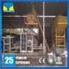 Qt5 pequeño bloque de cemento que hace la máquina