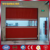 Puertas de alta velocidad inducidas automáticas de la persiana enrrollable de la tela (YQRD0088)