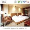 Китайская роскошная мебель спальни гостиницы звезды (GN-HBF-05)