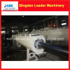 Измеряя машина штрангя-прессовани трубы водопровода газа HDPE управлением фидера
