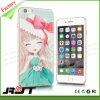 Caixa impressa imagem personalizada do telefone de pilha de TPU para o iPhone 6 6s