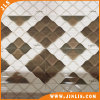 Mattonelle di ceramica rustiche della parete del materiale da costruzione di griglia del reticolo sicuro del Brown