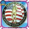 Challenge personalizzato Coin con 3D Logo