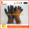 Brown Nylon с Black Nitrile Glove-Dnn710