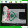Roll에 HDPE T-Shirt Plastic Packaging Bag