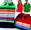 Chemise de polo chaude de T-shirt de coton de vente d'usine