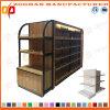 Étagère en bois personnalisée neuve de supermarché (Zhs251)