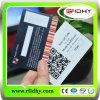 Cartão do PVC/cartão quente da venda RFID