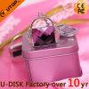 Schijf USB van de Handtas van de fabriek de In het groot Unieke Huidige (yt-6276L3)