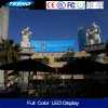 Alta visualización de LED al aire libre de la definición P10 para hacer publicidad