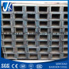 Canal Steel/Hot DIP Gvanized Steel Channel Made en China