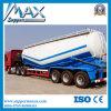 3 Semi Aanhangwagen van de Tanker van het Cement van de V-vorm van de as de Bulk