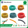 Manguera de jardín flexible del aerosol del PVC de diversa alta presión disponible del color