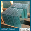 Building Curtain Wall, Ceiling, Door, Balustrade를 위한 박판으로 만들어진 Glass