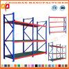 Lange Überspannungs-industrielle Feuergebührenlager-Ladeplatten-Regal-Zahnstange (ZHr348)