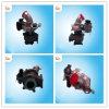 Rhv4電子ターボVed20027 Vb23 17208-51010 1vd-Ftv Vdj76/78/79エンジンのターボチャージャー
