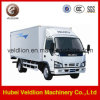 Isuzu 600p 7 Ton Van Truck, camion de réfrigérateur