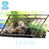 Qualität stellte bearbeitetes Eisen-Treppe 012 her