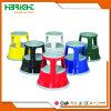 Automatische Sicherheits-Jobstepp-Schemel-Strichleiter mit teleskopischen Rädern