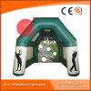 Giochi gonfiabili caldi della fucilazione di gioco del calcio da vendere T9-207