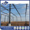 Entrepôt préfabriqué rapide de structure métallique de lumière de poutre en double T d'installation