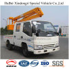 9m 새로운 디자인 접히는 팔 Jmc Euro4 고도 작동되는 트럭