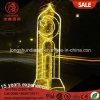 Luz blanca caliente del adorno de la tira de las decoraciones LED del día de fiesta musulmán para al aire libre