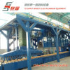 Save High Impact Velocity Quench Système de refroidissement Aluminium Extrusion Profile