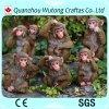 卸し売りカスタム庭DECの樹脂猿の彫像