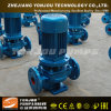 Pompe à eau intégrée verticale de servocommande d'ISG