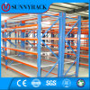 Shelving longo da extensão do armazém seletivo high-density