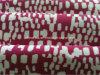 Tela roja de la impresión del punto para la ropa de deportes (HD1401099)