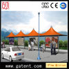 Im Freien PVDF Stahlkonstruktion-Autoparkplatz-Zelt