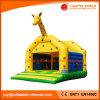 Aufblasbare Giraffe des Spielzeug-2017, die federnd Schloss-Prahler (T1-002, springt)