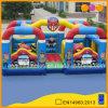 Cidade inflável do divertimento da estação de polícia do brinquedo do parque de diversões (AQ01128)