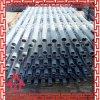 El HSS utilizó el andamio de Layher para el soporte concreto de la construcción