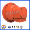 Dispositifs de sécurité d'ascenseur d'élévateur de construction, boîte de vitesse professionnelle d'élévateur de constructeur