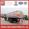 Caminhão de petroleiro Dongfeng da gasolina caminhão do depósito de gasolina de 150000 litros