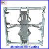 La luz superior ADC12 del sostenedor del corchete de la visualización de LED de aluminio a presión la fundición