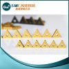 Вставки вырезывания карбида вольфрама CNC Indexable