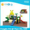 Série-Lapin animal du jouet des enfants extérieurs de cour de jeu d'enfants de plastique neufs (FQ-YQ-01101)