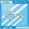 10mmの使用をリサイクルするためのReleasableステンレス鋼ケーブルのタイ