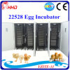 Automatic cheio Large Poultry Chicken Egg Incubator para 22528 Eggs