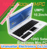 10.2  computadoras de UMPC/EEEPC/Laptop/Notebook