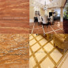 FlooringおよびWallのためのTravetine Marble Floor Tile
