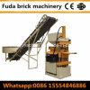 Машинное оборудование кирпича глины умеренной цены Qt1-10 автоматическое блокируя