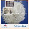 Grade sólido Polyester Resin (todo el tipo para la capa del polvo)