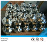Uns31803極度のデュプレックスステンレス鋼の溶接された首のフランジ